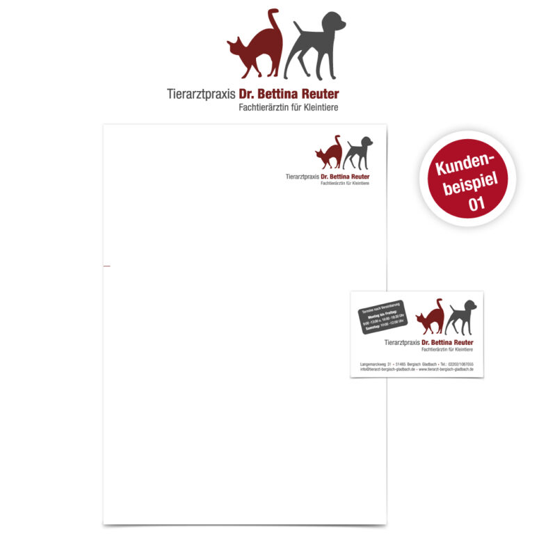 Logo_Design_Paket - Beispiel 1 - ruhmservile.de