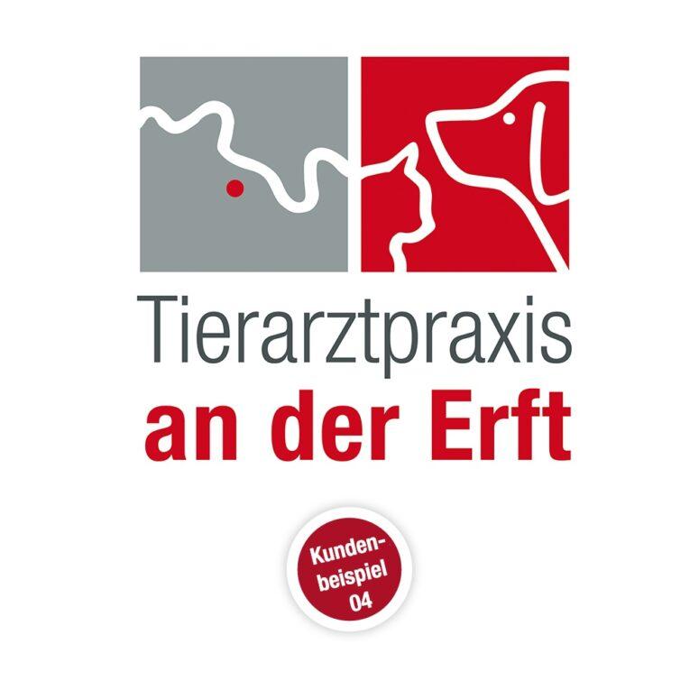 Tierarzt Logo Kundenbeispiel 04