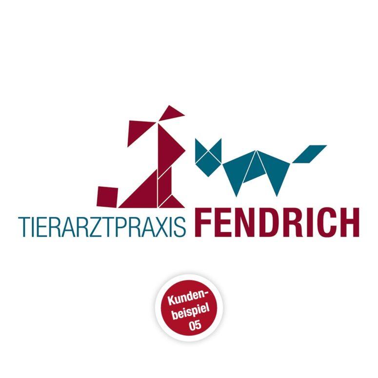 Tierarzt Logo Kundenbeispiel 05
