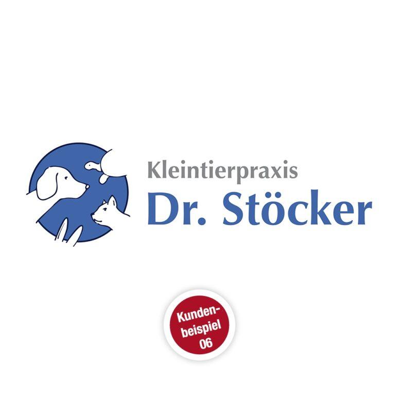 Logo tierarzt Kundenbeispiel 06