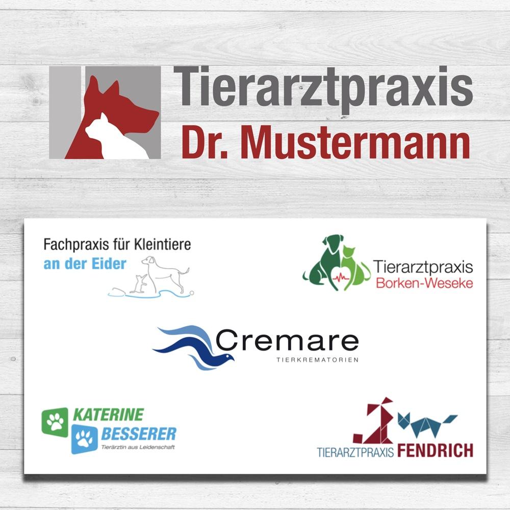 Logo Tierarztpraxis gestalten lassen