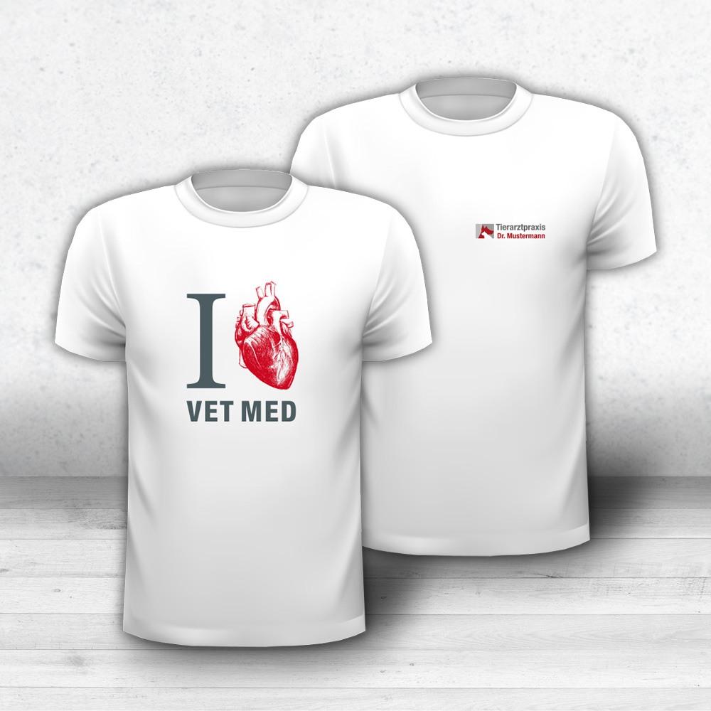 T-Shirts Tierarzt und Tierarztpraxis