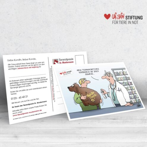 erinnerungskarte_tierarztpraxis_uli stein